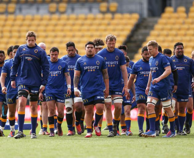 Otago are looking to bounce back after a humbling in the capital last week. Photo: Getty Images