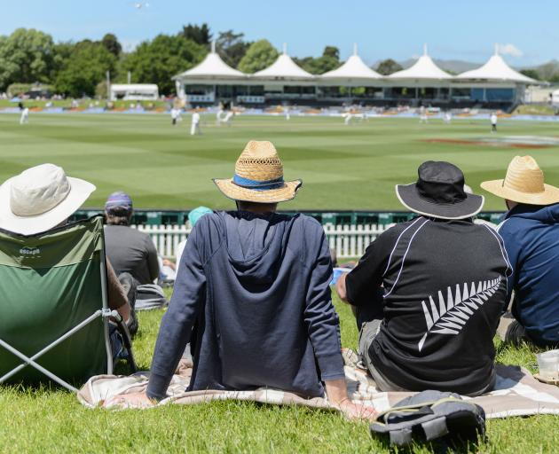 The Hagley Oval could host the final of the 2021 Women's World Cup if it secures permanent...