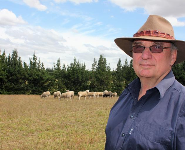 David Moffett launches a political party. Photo: Supplied