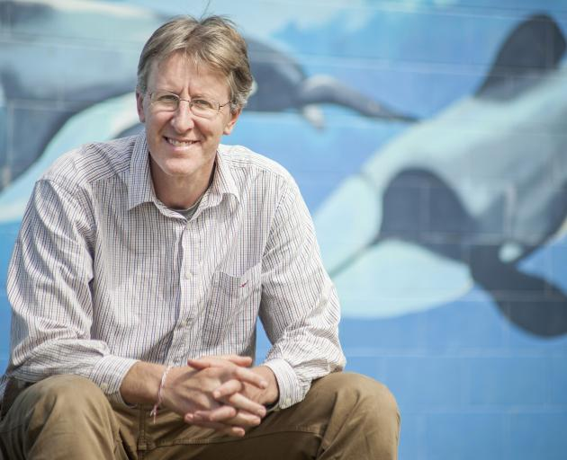 James Higham is a Professor in the Department of Tourism at the University of Otago. Photo:...