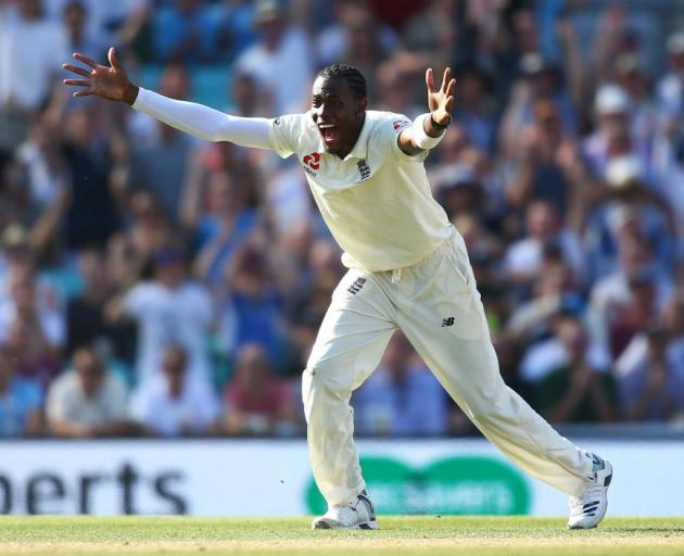 Jofra Archer has been included in the England squad to tour New Zealand. Photo: Getty Images