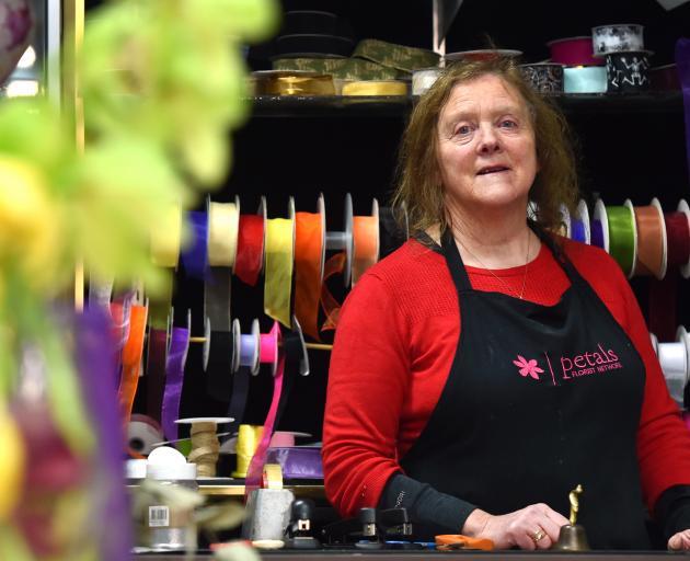 Karen de Beer says the Dunedin Women's Refuge saved her life. PHOTO: Peter McIntosh