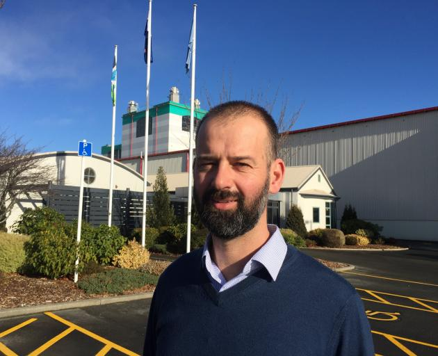 Fonterra general manager for the lower South Island Richard Gray. Photo: Supplied
