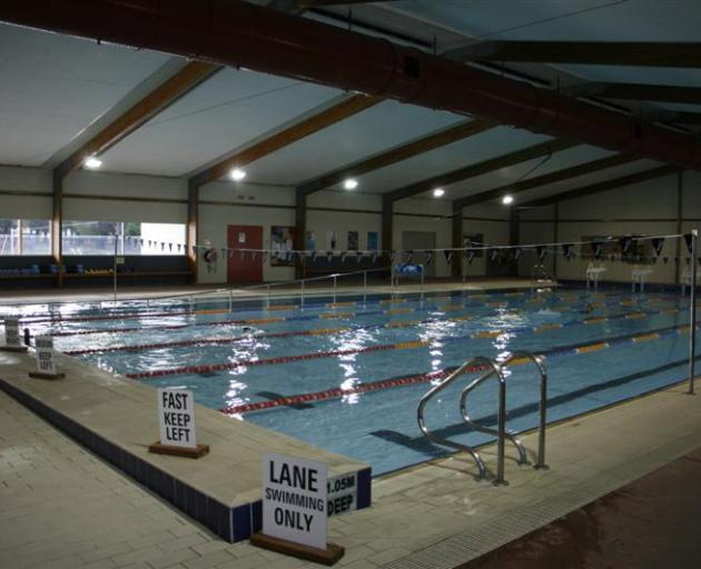 The Molyneux Aquatic Centre. Photo by Liam Cavanagh.