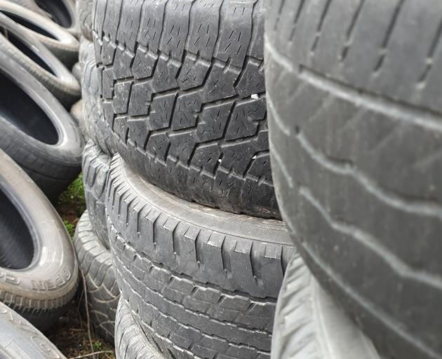 Tyres are one of the six waste streams for which the Minister is proposing regulated product...