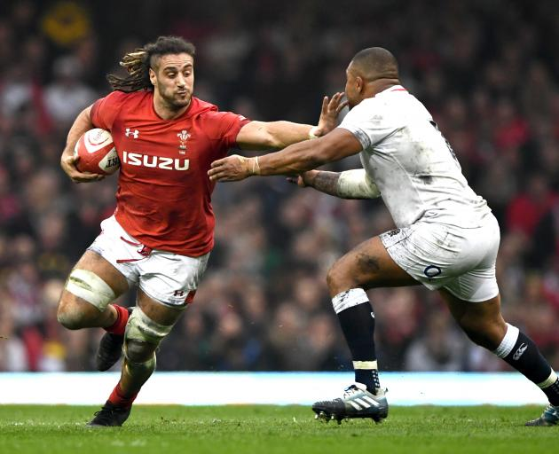 Former St Bede's student Josh Navidi spent two years in Christchurch and came close to signing a contract with Canterbury.