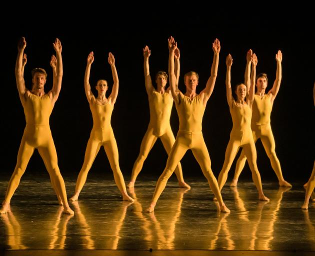 Former Riccarton dancer Calum Gray has had a whirlwind year as a Royal New Zealand Ballet...