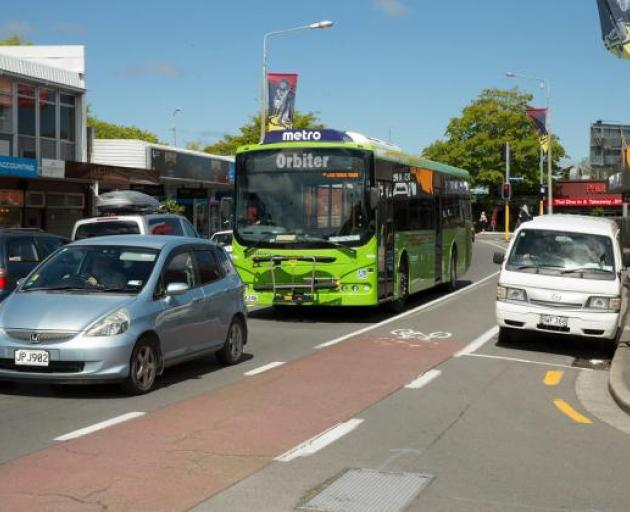After a more than two-year process, NZTA has approved funding for the Main North Rd bus priority...