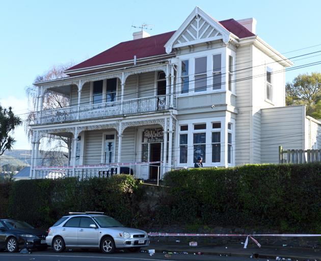 Dundas Street flat The Manor. PHOTO: LINDA ROBERTSON