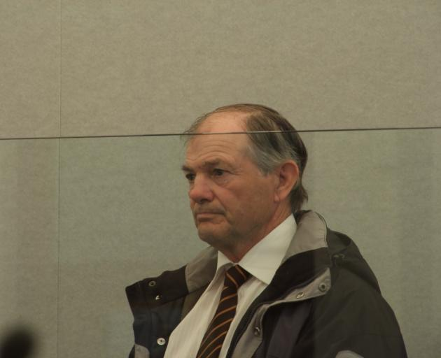 Evan Smith (63) initially pleaded guilty to grooming but recently denied the offending. Photo:...