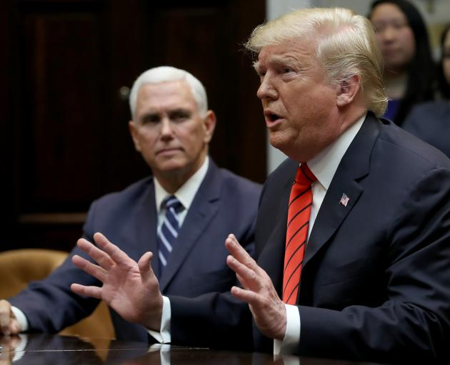 US President Donald Trump had come under fire for choosing to host the G7 Summit at one of his...