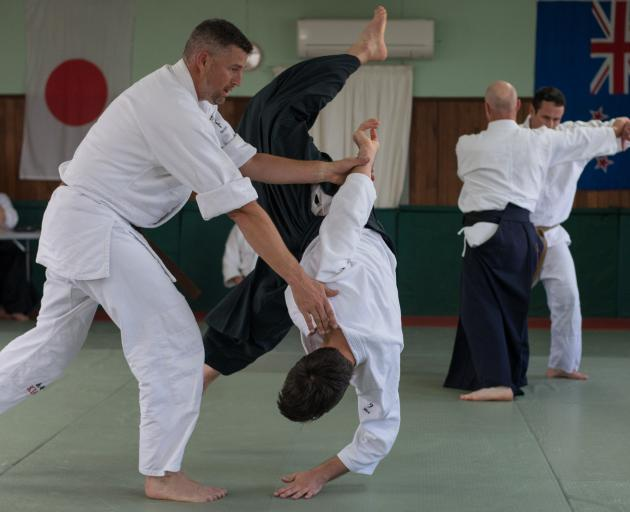 Members Awarded Their First Degree Black Belts Otago Daily Times Online News