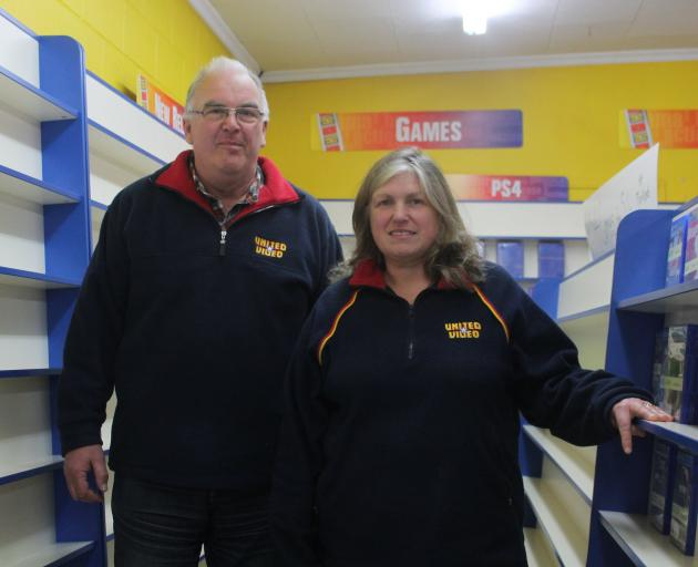 Windsor United Video owners Roy and Melinda Barnsdale sold one third of their stock in the first...
