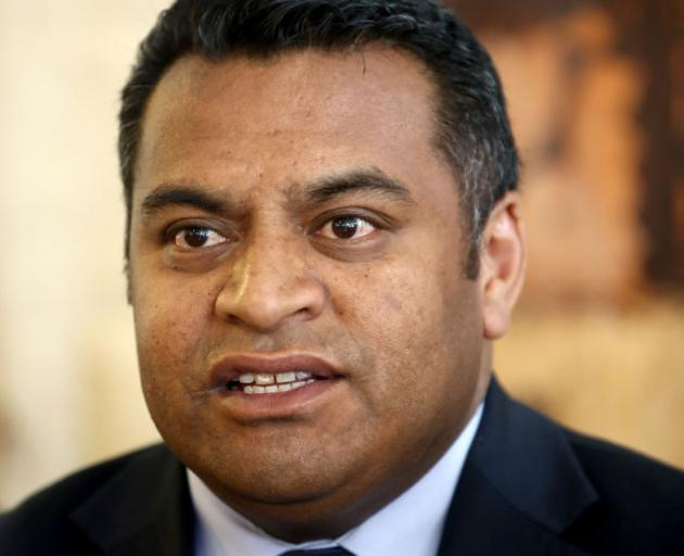 Commerce and Consumer Affairs Minister Kris Faafoi. Photo: Getty Images
