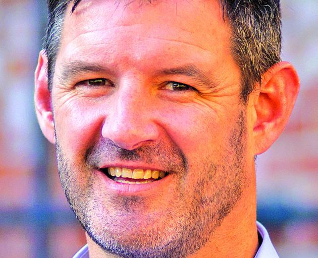 Nigel Bowen is Timaru's new mayor.
