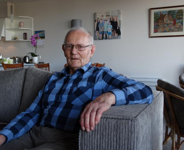 Observatory Village Lifecare apartment owner Jack McNamara loves the place he now calls home....