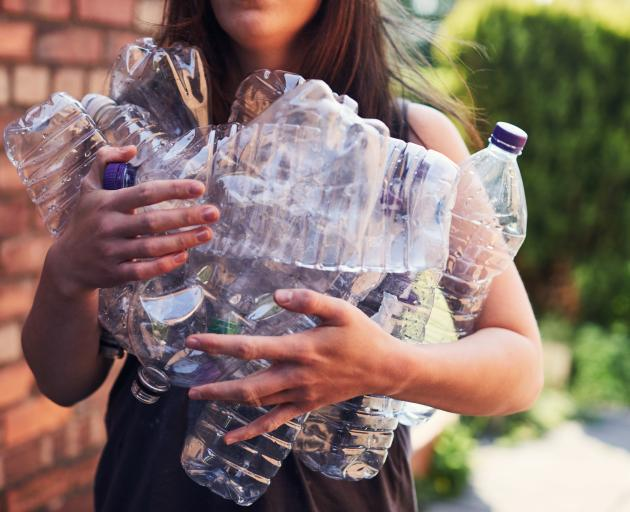 An estimated two billion glass, plastic, aluminium, paperboard, and other single use drink...