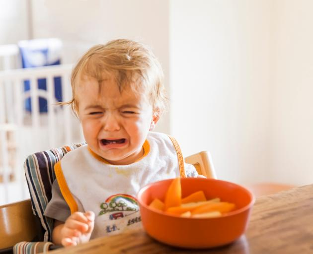 A Whitby preschool teacher has been censured for forcing food into the mouth of a 2-year-old....