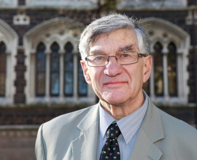 University of Otago Professor and director of the Healthier Lives National Science Challenge Jim Mann. Photo: Supplied