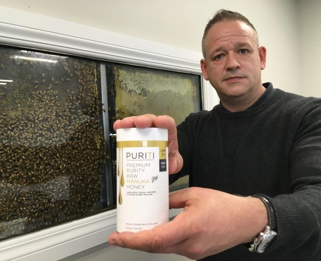 Midlands Apiaries international brand manager Adam Boot says the announcement is hugely positive. Photo: Allied Press Files
