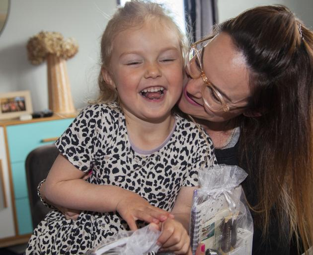 Rolleston woman Christina Buckland started the charity, One Woman to Another, after a health...