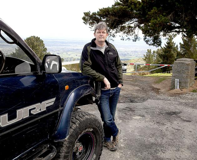 Trevor Taylor is unhappy with the closure of Worsley's Track to four-wheel-drives and calls to do the same at Bowenvale Reserve.