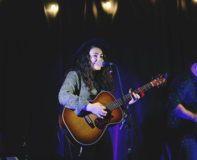 Southland singer-songwriter Jenny Mitchell has been nominated for an esteemed country music award at next year's Tamworth Country Music Festival in Australia. Photo: Supplied