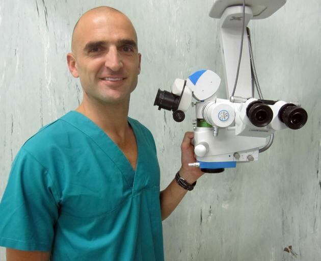 Dr Amir Zarrabi has been made associate professor of urology at the University of Otago and has...