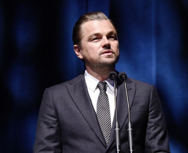 Leonardo DiCaprio has denied donating to the organisations targeted by Bolsonaro. Photo: Getty...