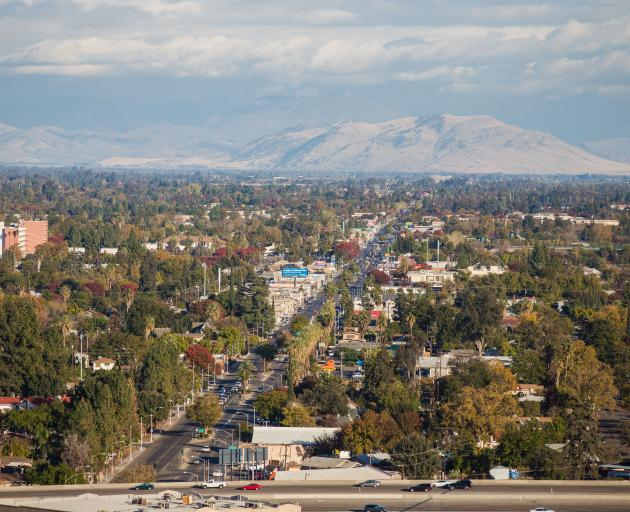 At least nine people have been shot in the Californai city of Fresno. Photo: Getty Images