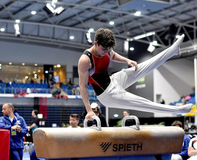 Selwyn gymnast, Finlay Jones will represent New Zealand at the Valeri Liukin Tour in Texas in...