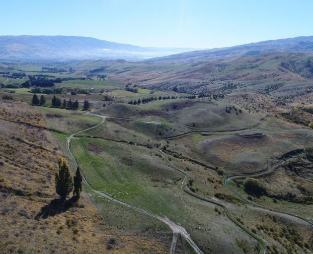 Happy Valley Station, a 2265ha high country merino operation near Cromwell, is expecting good interest from buyers. Photo: PGW