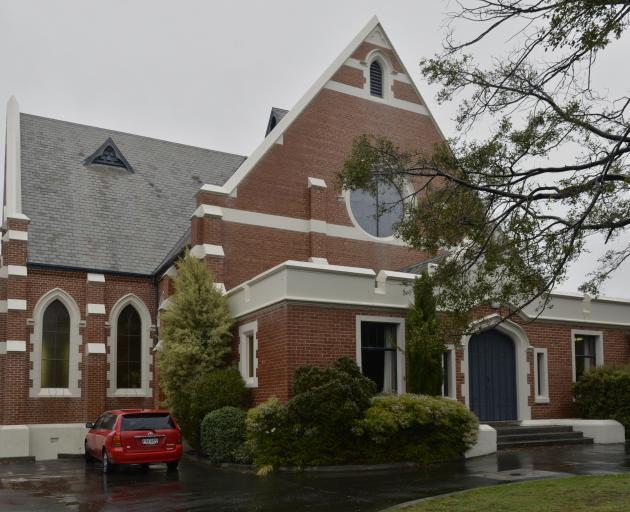 The Highgate Presbyterian Church. Photo: Gerard O'Brien