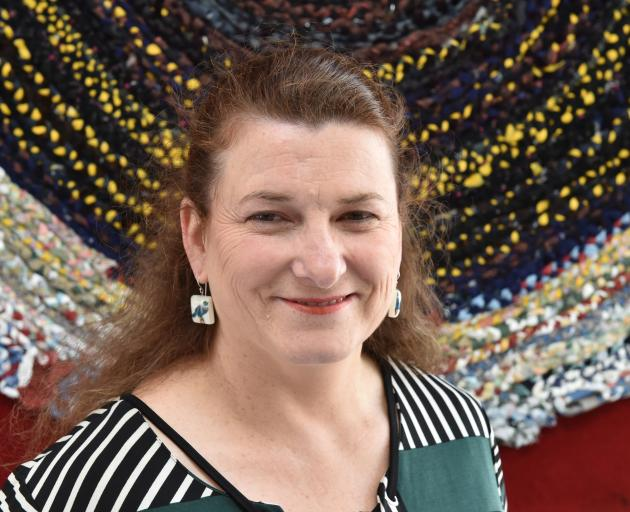 After being acting principal at Dunedin's Bathgate Park School for the past three years, Katrina Robertson has been appointed as the school's new permanent principal. Photo: Gregor Richardson