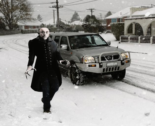 Bruce Nosferatu has called foul on 4WD owners