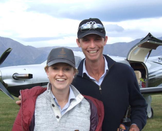 Zanda McDonald Award joint winners Shannon Landmark and Luke Evans have been visiting farms and...