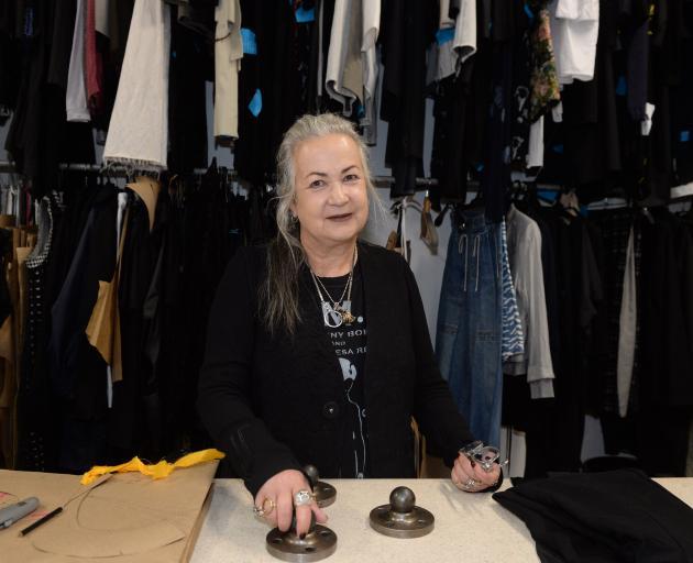 Margi Robertson, ONZM. Photo: Linda Robertson
