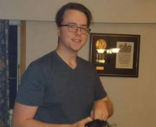 Mason Pendrous, who was found dead by a staff member at the University of Canterbury's Sonoda...