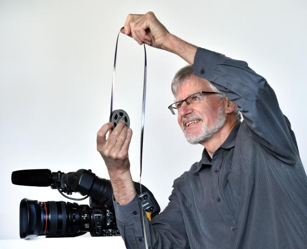 NHNZ cameraman, director and producer Max Quinn looks at his first drama, shot on 8mm film, which...