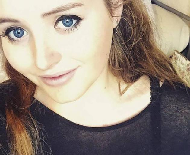 Grace Millane died on the weekend of her 22nd birthday. Photo: Supplied