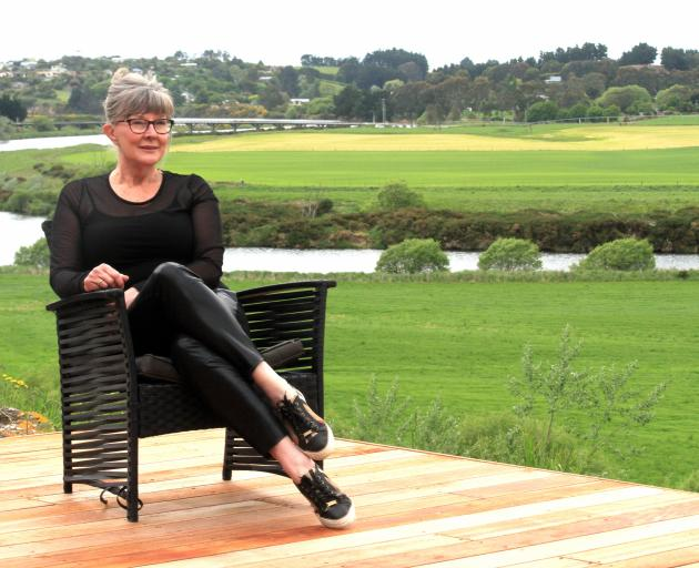 Kakanui marketing and communications consultant April Hayes Dickson believes the North Otago RSA...