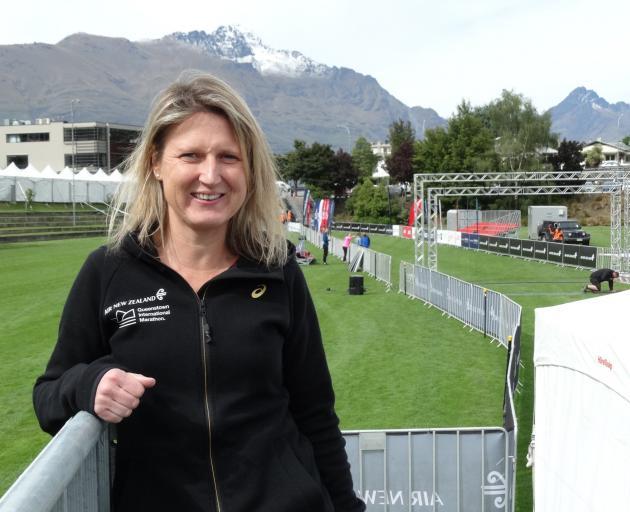 Race director Nicole Fairweather. PHOTO: GUY WILLIAMS