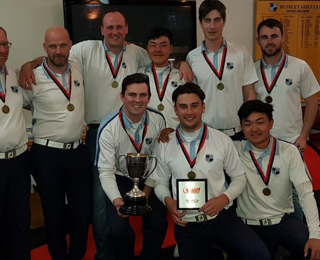 Russley have a chance to win their third straight Woodward Cup on Sunday. Photo: Supplied.