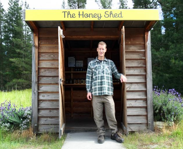 Cromwell beekeeper has 40 tonnes of spare thyme honey.
