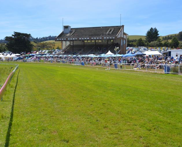 Waikouaiti Racing Club. Photo: ODT files
