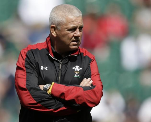 Gatland 'politely declined' to apply for All Blacks job