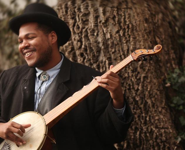 "Multi-instrumentalist Jerron ""Blind Boy"" Paxton draws in particular from pre-war blues and jazz...."