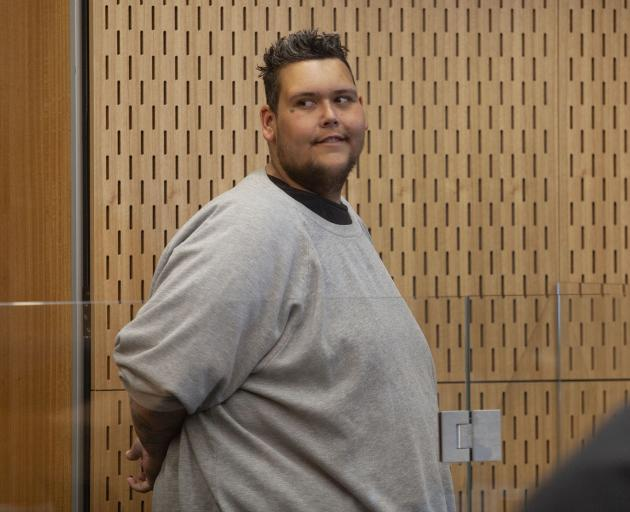 Brendon Harris was sentenced on Monday. Photo: Geoff Sloan