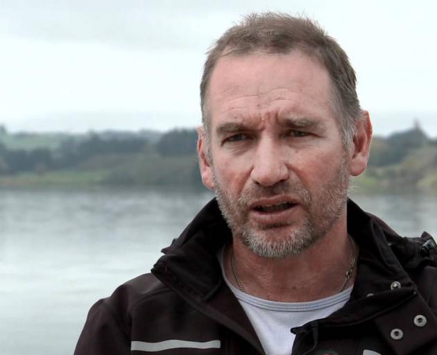 Gary Hay. Photo: Rowing NZ