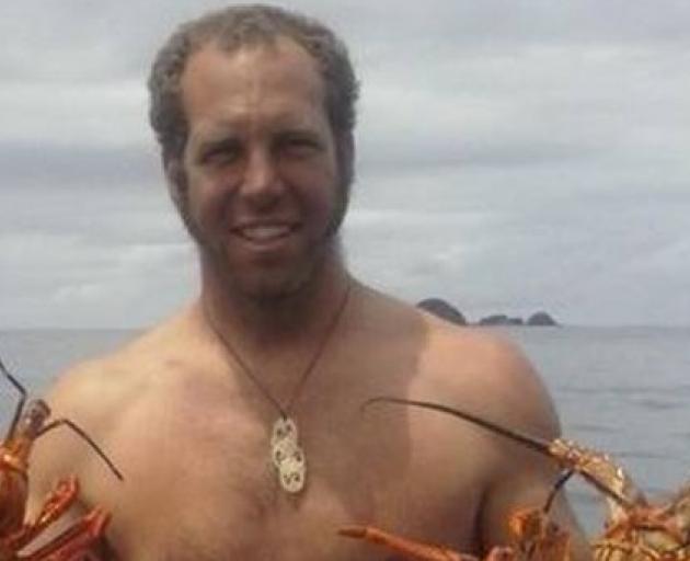 Hayden Marshall-Inman was killed in the eruption on Monday afternoon. Photo via NZ Herald